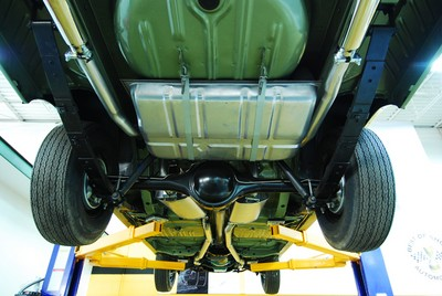1967-74 A Body Exhaust Systems (Small Block)