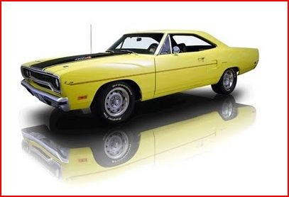 1968-70 B-Body 383 Complete Exhaust Systems with Turndown Tailpipes