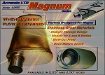 Stainless Magnum Mufflers