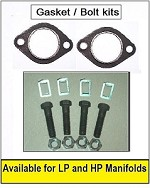 LP/HP Gasket Kit