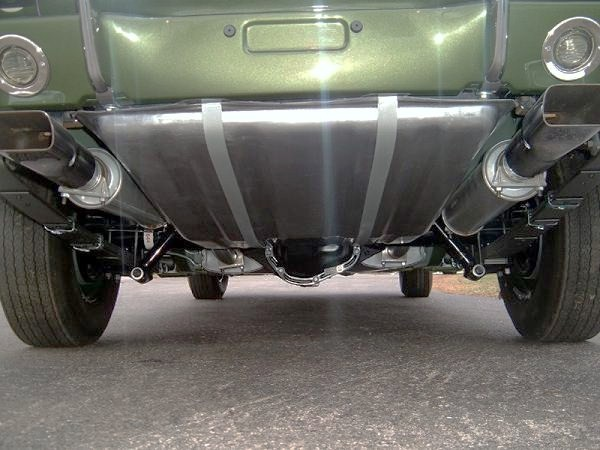 1968 70 B Body 426 Hemi Complete Exhaust System For