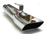 68-69 Cuda/70 Swinger CHROME Exhaust Tips (Price is for one pair)